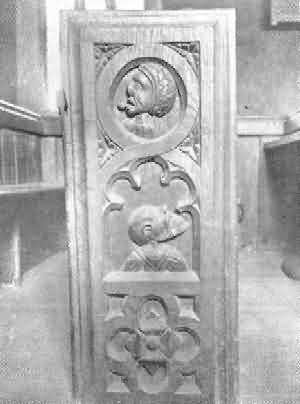 Dowland: Bench-End, 1