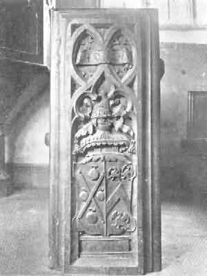 Dowland: Bench-End, 2