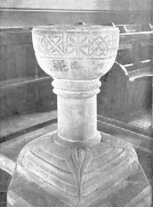 High Hampton: Font