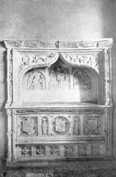 Woodleigh: Easter Sepulchre